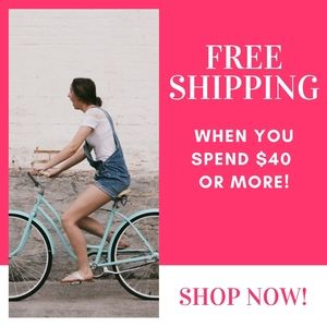 Other - Free Shipping!!! Spend $40 or more